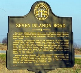 seven-islands-trail-marker