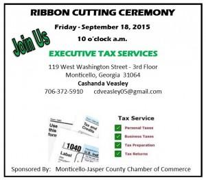 Executive Tax Service