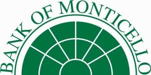 bank of monticello logo